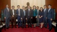 Bí thư Trương Quang Nghĩa mong AIIB dành cho Đà Nẵng vốn ưu đãi