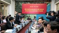 Phó Thủ tướng chủ trì cuộc họp khắc phục hậu quả và tái thiết sau bão
