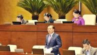TOÀN CẢNH: Bộ trưởng Bộ Tài chính Đinh Tiến Dũng trả lời chất vấn
