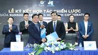 Hòa Bình sẽ là tổng thầu thi công những công trình do Sunshine Group đầu tư, phát triển