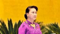 Chủ tịch Quốc hội Nguyễn Thị Kim Ngân cho biết, các vấn đề liên quan đến lĩnh vực tài chính, ngân sách, quản lý nợ công luôn được các đại biểu, cử tri và nhân dân quan tâm.