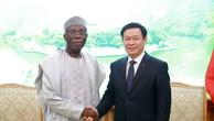 Khuyến khích hợp tác nông nghiệp với Nigeria