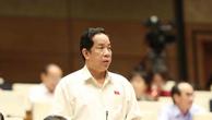 Đại biểu Quốc hội tỉnh Bến Tre Đặng Thuần Phong. Ảnh: TTXVN