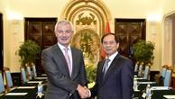 Tham vấn chính trị cấp Thứ trưởng Ngoại giao Việt Nam, Bỉ
