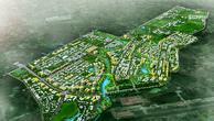 Phối cảnh tổng thể khu đô thị Lam Sơn - Sao Vàng