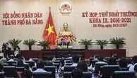 Ông Nguyễn Nho Trung chủ trì kỳ họp bất thường xem xét bãi nhiệm chức Chủ tịch HĐND TP Đà Nẵng với ông Nguyễn Xuân Anh.