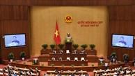 Thông qua Nghị quyết về hoạt động chất vấn tại Kỳ họp thứ 4