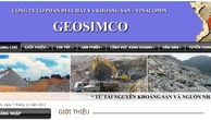 Đấu giá Lô MMTB và Công cụ dụng cụ của Công ty CP Địa chất và Khoáng sản - Vinacomin