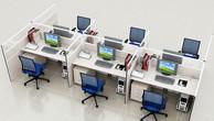 Đấu giá trang thiết bị nội thất văn phòng đã qua sử dụng tại Quảng Ngãi
