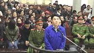 Bị cáo Hsu Ming Jung tại phiên tòa sáng 11.12. Ảnh Internet