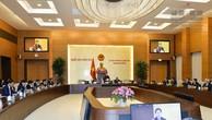UBTVQH xem xét việc điều chỉnh kế hoạch vốn trái phiếu Chính phủ