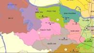 Đấu giá quyền thuê đất và các CTTĐ tại huyện Thạch Thất, Hà Nội