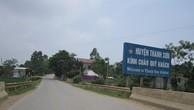 Đấu giá toàn bộ dây chuyền máy móc và CTXD gắn liền quyền sử dụng đất tại huyện Thanh Sơn, Phú Thọ