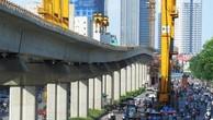Dự án đường sắt đô thị Cát Linh – Hà Đông xin lùi mốc về đích vào cuối năm 2018