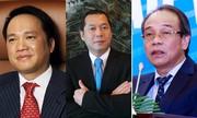 Ba ông chủ tuổi Tuất quyền lực ngành ngân hàng