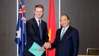 Thủ tướng tiếp lãnh đạo một số doanh nghiệp Australia đầu tư vào Việt Nam