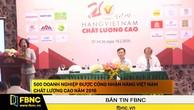 500 doanh nghiệp được công nhận hàng Việt Nam chất lượng cao 2016