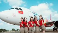 Thỏa ước mơ trở thành tiếp viên hàng không Vietjet
