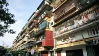 """""""Choáng"""" với giá chung cư cũ đắt vài lần chung cư """"xịn"""" ở nội đô"""