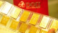 Giá vàng SJC tăng giảm trái chiều