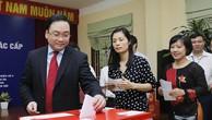 Bí thư Hà Nội: 'Đừng bỏ phiếu qua loa, cho xong chuyện'