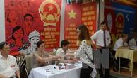 Nhiều hãng thông tấn đưa tin về ngày hội bầu cử ở Việt Nam