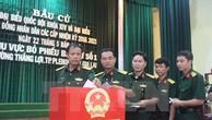 Ngày Hội của toàn dân đã thành công, cử tri làm tròn trách nhiệm