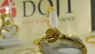 Giá vàng, đôla cùng giảm nhẹ