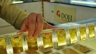Mỗi lượng vàng tăng vài trăm nghìn đồng