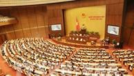 Quốc hội đặt mục tiêu tăng trưởng năm 2017 khoảng 6,7%