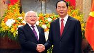Việt Nam - Ireland đẩy mạnh hợp tác trong lĩnh vực tiềm năng