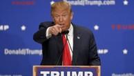 Trump chỉ trích chính sách tiền tệ, quân sự của Trung Quốc