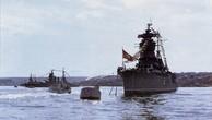 Tham vọng siêu hạm đội dở dang của Liên Xô