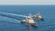 Nhật Bản cân nhắc biện pháp nếu Biển Đông bị quân sự hóa