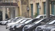 Quý II/2017 trình ban hành chính sách nhân rộng khoán xe công