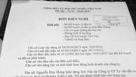 Gói thầu của UBND xã Hợp Đức, huyện Tân Yên, Bắc Giang: Bị nhà thầu tố thiếu minh bạch