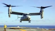 """Nhật Bản và Mỹ lần đầu sử dụng máy bay """"chim ưng biển"""" Osprey tập trận chung"""