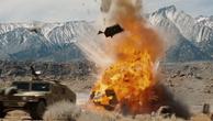 Thiết giáp Iraq nổ tung vì trúng bom từ UAV của IS