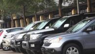 Năm 2017 chưa mua sắm tập trung cấp quốc gia đối với xe ô tô