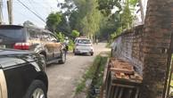 Điều tra Vụ cản trở nhà thầu ở Vĩnh Phúc: Hơn 4 tháng chưa có kết quả
