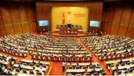 Phiên họp thứ 8 của UBTVQH cho ý kiến về 9 dự án luật