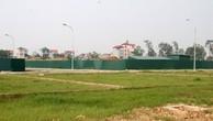 Nghệ An chọn nhà thầu làm hạ tầng khu quy hoạch chia lô đất ở