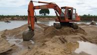 Đấu giá quyền khai thác cát tại Ba Tơ (Quảng Ngãi)