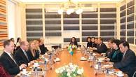Chủ tịch Quốc hội thăm 3 nước châu Âu
