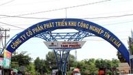 Lợi nhuận của Công ty CP Phát triển KCN Tín Nghĩa giảm mạnh