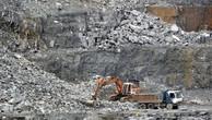 Huyện Nam Trà My (Quảng Nam) đấu giá quyền khai thác đá