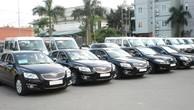 Đề xuất đấu giá thanh lý 7.000 xe công