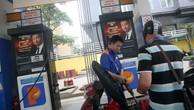 Cho xả quỹ bình ổn, giá xăng dầu đồng loạt tăng nhẹ 350 đồng/lít