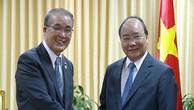 Thủ tướng tiếp Thống đốc tỉnh Nagasaki, Nhật Bản