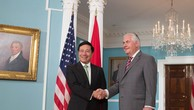 Tổng thống Hoa Kỳ sẽ thăm và tham dự Hội nghị APEC tại Việt Nam